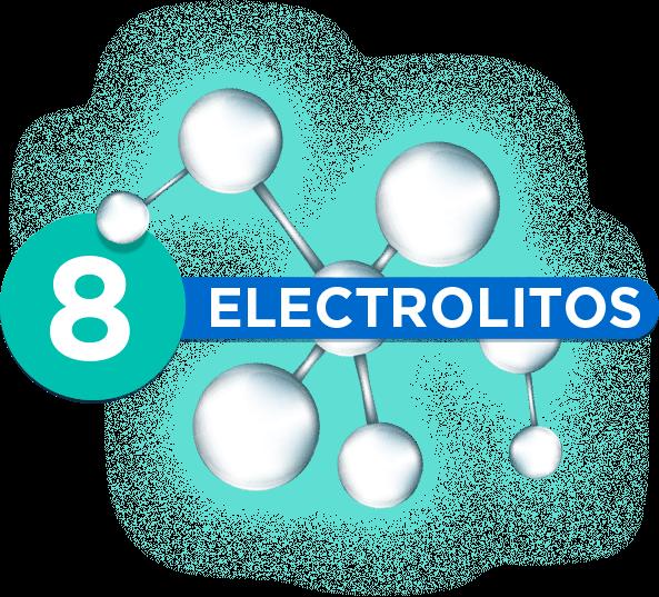 8 electrolitos